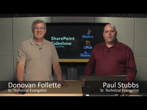 Introducing the all new SharePoint Sideshow