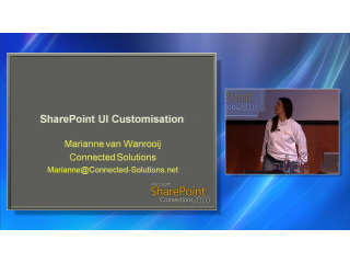 SharePoint 2010 UI Customization