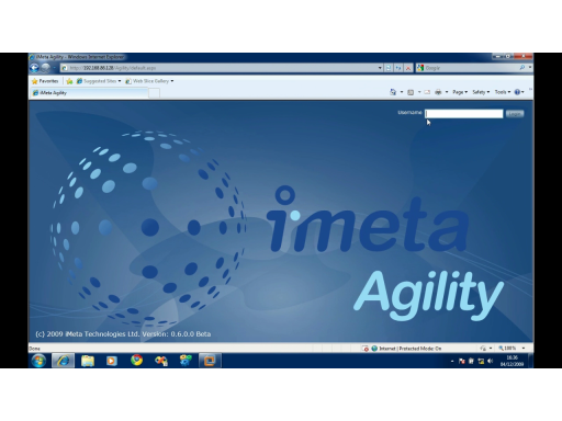 UK Silverlight Apps: iMeta Technologies Ltd
