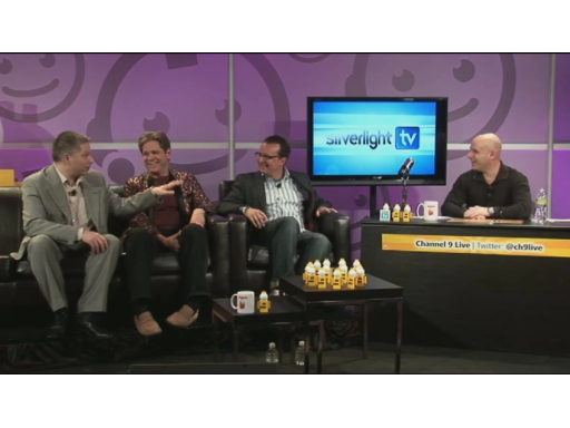 Silverlight TV 21: Silverlight 4 - Customer Perspectives