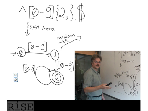 Margus Veanes - Rex - Symbolic Regular Expression Exploration
