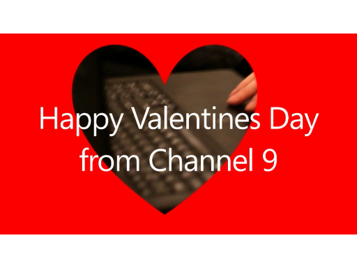 Happy Valentine's Day from Channel 9