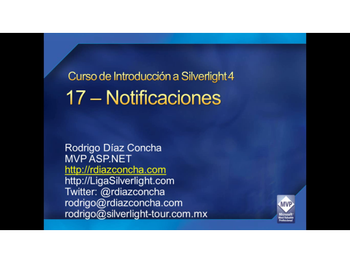 17 - Notificaciones
