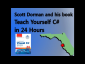 Florida DotNetMinute #20 - Scott Dorman and his new CSharp Book