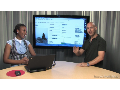 Silverlight TV 42: Apply and Customize the New Silverlight Themes