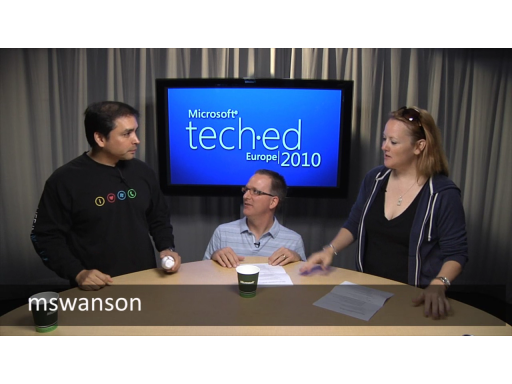 Countdown to TechEd Europe:  The Yoda of Windows Phone