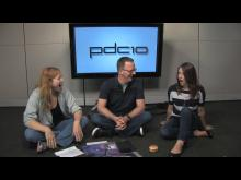 Countdown to PDC:  Meet Jeannine and Win a Limited Edition Shirt