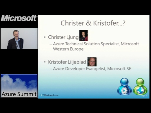 Azure Summit - Best Practices för Molnet