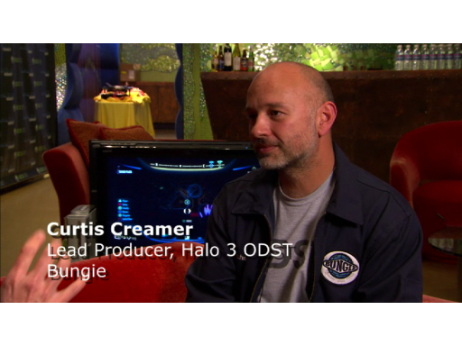 Halo 3 ODST:  Interview with lead Producer Curtis Creamer from Bungie