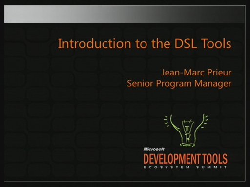 VSX106: Introduction to DSL