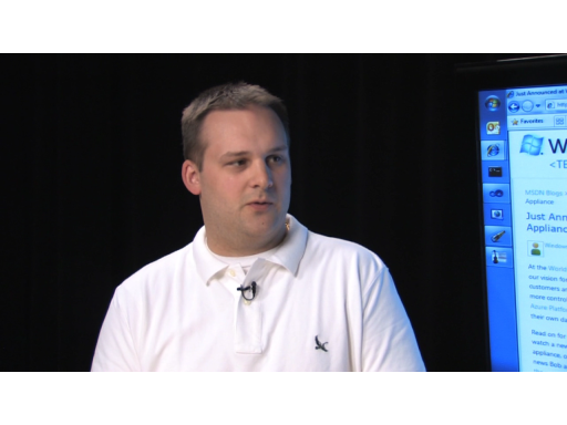 Cloud Cover Episode 19 - Silverlight and Blob Storage