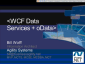 All Data/All Day Dive into .NET Data Access (Part 3 of 6): Intro to WCF Data Services & OData