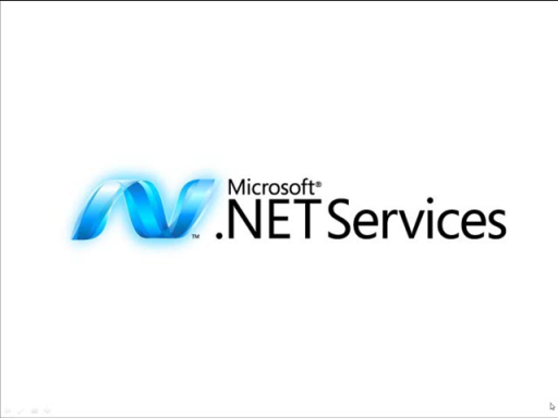 What are .NET Services?
