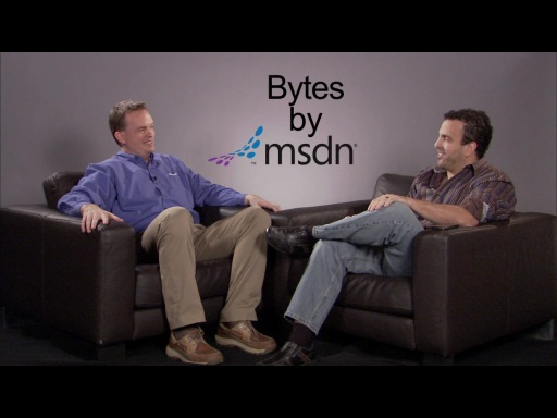 "Bytes by MSDN: Brandon Watson and Rob Cameron discuss Windows Phone 7 and ""Dotfuscator"""