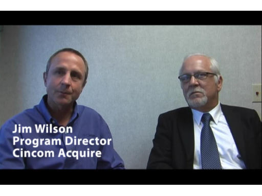 Utilize your companies expert knowledge with Cincom Acquire Part One