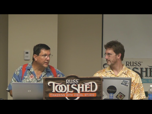 ToolShed Tooltip #22 - Channel9 and the Tool Shed ... A Treasure Chest of Resources