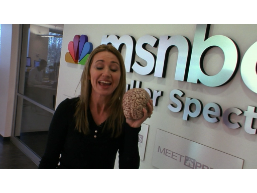 Big Brains and Video Games - An interview with MSNBC.com's science editor Alan Boyle