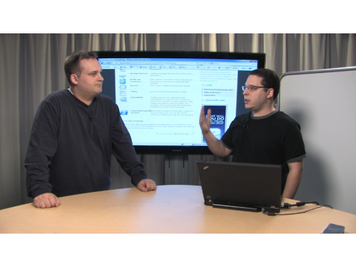 Cloud Cover Episode 11 - Drives and IIS Hostable Worker Core