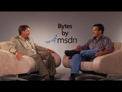 Bytes by MSDN: Brandon Watson and Tim Huckaby discuss Windows Phone 7