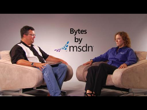 Bytes by MSDN: Dianne O'Brien and Joe Healy discuss Windows Azure