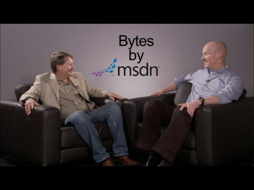 Bytes by MSDN: Chris Mayo and Tim Huckaby discuss Office 365