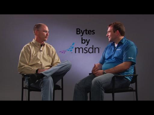 "Bytes by MSDN: Clemens Vasters and Rob Bagby discuss ""Project Sydney""  and Hybrid Apps"