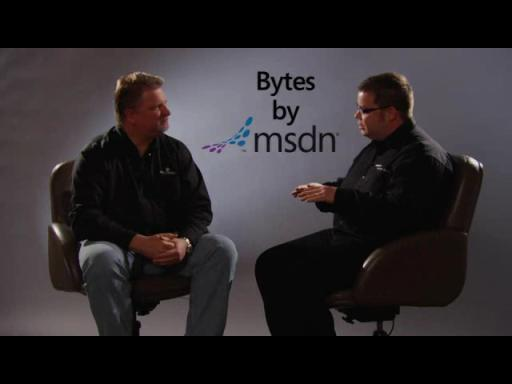 Bytes by MSDN: Grégory Renard and Mickey Williams discuss Windows Azure advantages for Developers
