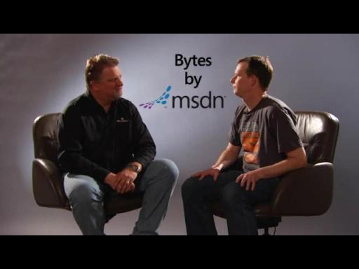 Bytes by MSDN: Mickey Williams and Jim Zimmerman discuss Social Media and Windows Azure