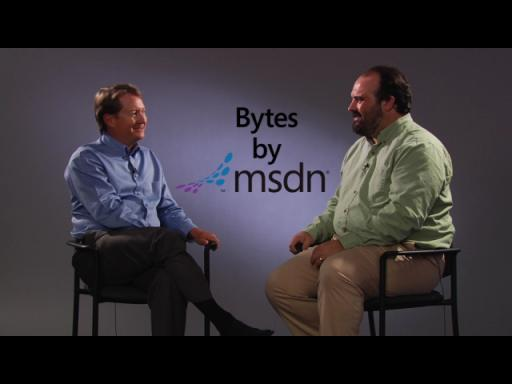 Bytes by MSDN: Mark Wilson-Thomas and Tim Huckaby discuss Microsoft Expression Blend