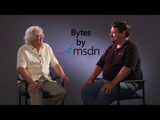 Bytes by MSDN: Richard Campbell and Billy Hollis discuss Visual Studio 2010