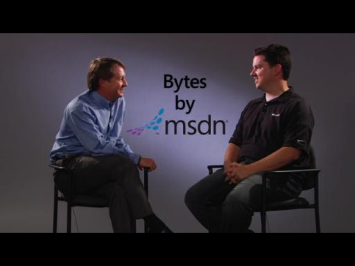 Bytes by MSDN: Tim Heuer and Tim Huckaby discuss Silverlight 4