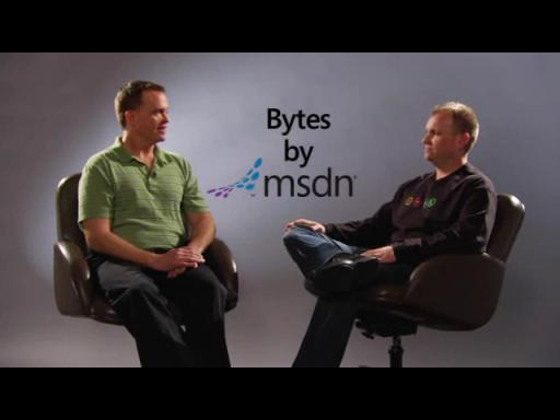 Bytes by MSDN: Andre Vrignaud and Rob Cameron discuss XNA & Mobile Development