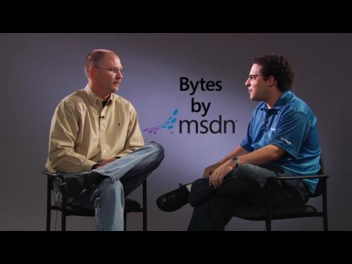 Bytes by MSDN: Steve Marx and Rob Bagby discuss Windows Azure Interoperability