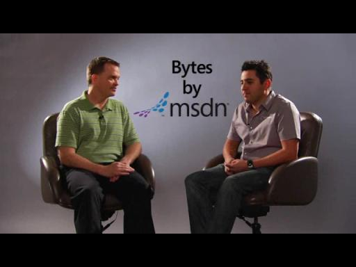 Bytes by MSDN: Kurt Brockett and Rob Cameron discuss Mobile Development from an Agency Perspective