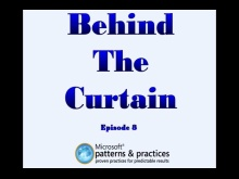 Behind The Curtain - Episode #8