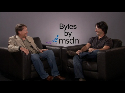Bytes by MSDN: Joe Belfiore and Tim Huckaby discuss Windows Phone 7