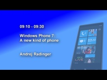 DDD Windows Phone 7 Event