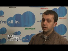 REMIX10 - Interview: Gill Cleeren on Building a Silverlight 4 Application End to End