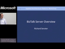 Tech Overview: BizTalk Server: BizTalk Conference