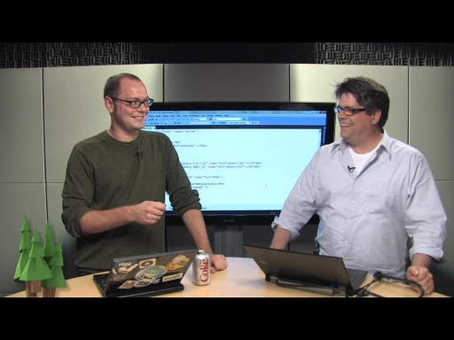 Web Camps TV #6 - Microsoft Commits Code to jQuery!