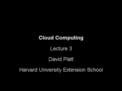 Cloud Storage by David Platt
