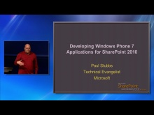 Developing Windows Phone 7 Applications for SharePoint 2010