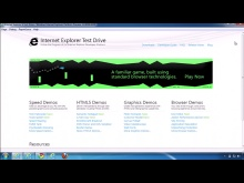 Internet Explorer 9 Platform Preview 6: A Look at the New Demos