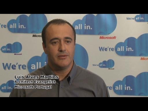 REMIX10 - Interview: Luis Martins on Using WebGallery, WebDeploy and IIS Extensions