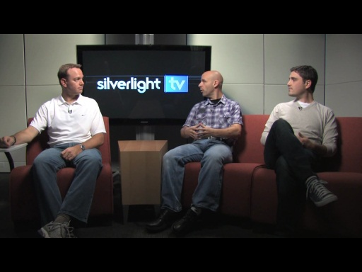 Silverlight TV 54: New Silverlight Training Series