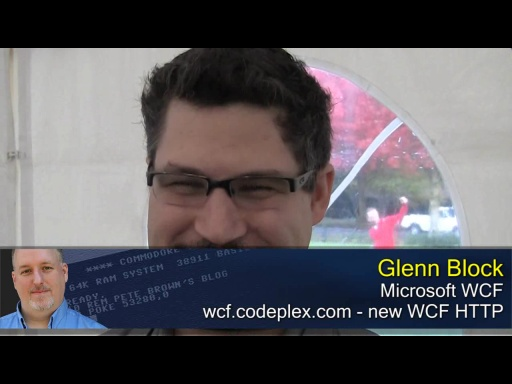 Pete at Microsoft: Glenn Block on WCF HTTP