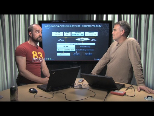 Presentation: Introduction to SQL Server 2008 R2 Analysis Services Programming