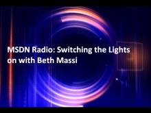 MSDN Radio: Switching the Lights on with Beth Massi