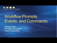 Session 7 - Part 4 - UCMA 3.0 Workflow Prompts, Events and Commands
