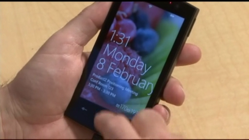 First Look: Windows Phone 7 Series Hands on Demo